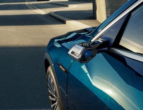 Nieuw: Audi met digitale spiegels