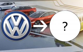 Volkswagen Nieuw Logo