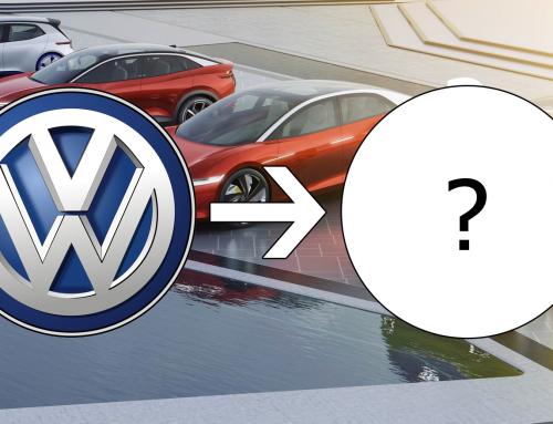 Dit is het nieuwe Volkswagen logo!