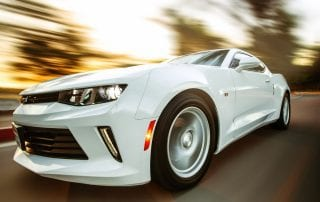 Populairste online auto's